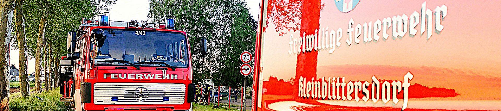 Feuerwehr Kleinblittersdorf